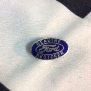 BW PIN- GENUINE FORD RESTORER *old stock 1