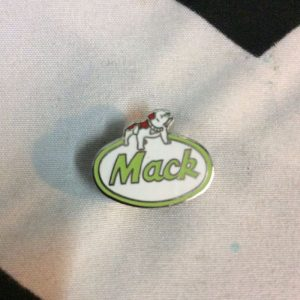 BW PIN- MACK BULLDOG PIN *old stock 1