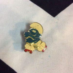 BW PIN - SMURF Vintage PIN 1