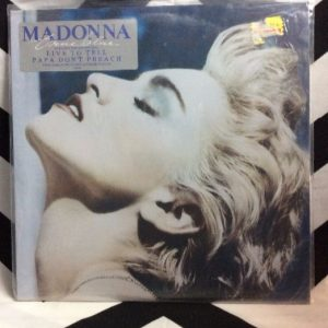 Madonna ?– True Blue *IN Shrink *MINT 1