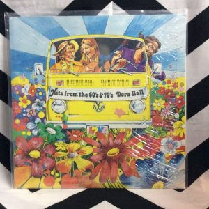 Dora Hall ?– Hits From The 60's & 70's Record 3: Today's Great Hits *SHRINK *MINT 1