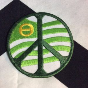 BW PATCH- ECO PEACE 1