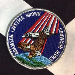 PATCH ADAMSON LEESTMA BROWN SHAW RICHARDS (SMALL) 1