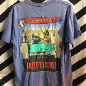 TSHIRT- CLASSIC OP COAST TO COAST BACK GRAPHIC 1