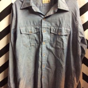 LS BD CHAMBRAY DENIM SHIRT 1