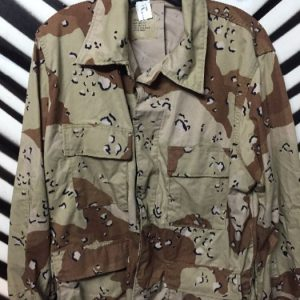 DESERT CAMO JACKET SUPER SOFT 1