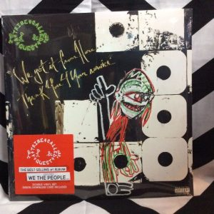BW VINYL Tribe Called Quest - We Got it from here 1