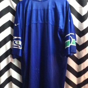 JERSEY SEATTLE SEAHAWKS BLANK 1