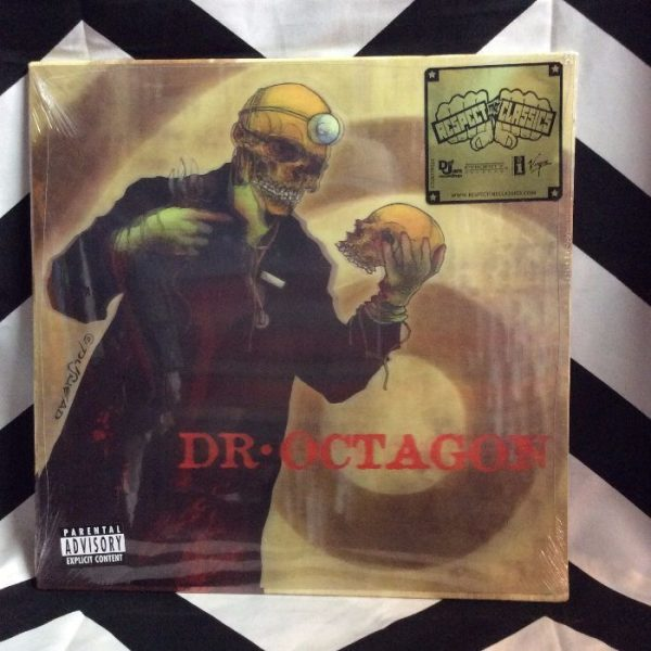 product details: BW VINYL DR OCTAGON KOOL KEITH photo