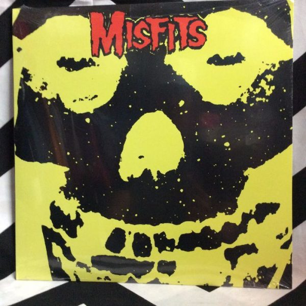 product details: BW VINYL MISFITS COMPILATION PLAN 9 photo