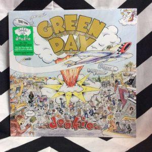 BW VINYL GREEN DAY DOOKIE 1
