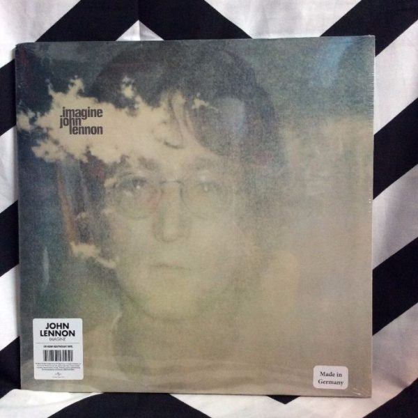 product details: BW VINYL JOHN LENNON IMAGINE photo
