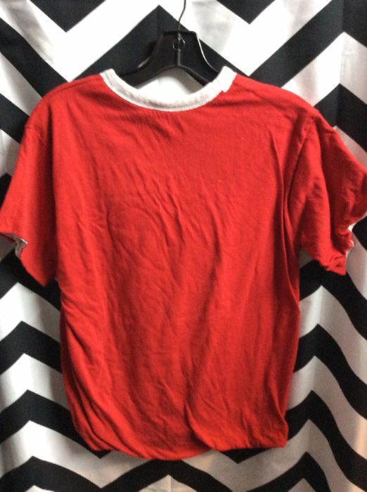 product details: DOUBLE LAYER TSHIRT 2-TONE photo