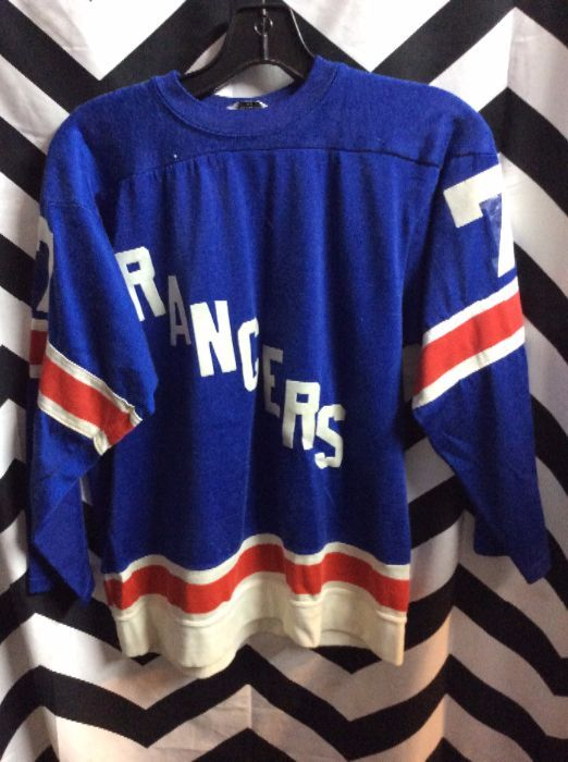 check out 18b52 18dfc HOCKEY JERSEY - NEW YORK RANGERS - DAHROOGE #77 - NHL