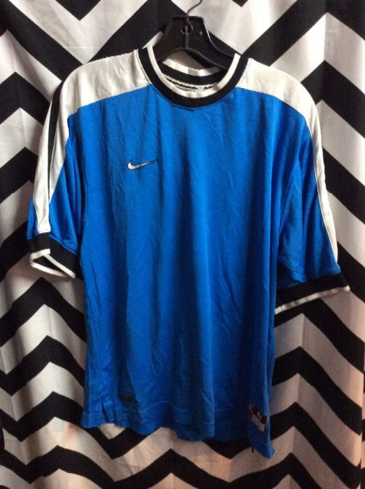 product details: SOCCER JERSEY SS RINGER NIKE photo