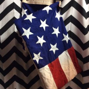 American Flag Extra Large Cotton 1