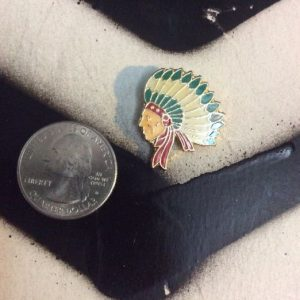 PIN- Indian Chief 1