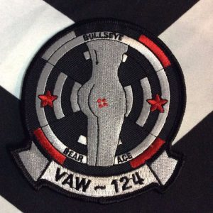 BW Patch- Bullseye Butt Patch PML-049 1