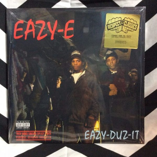 BW VINYL EAZY-E - Eazy Duz It 1