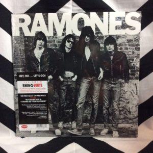 BW VINYL Ramones Ramones 1