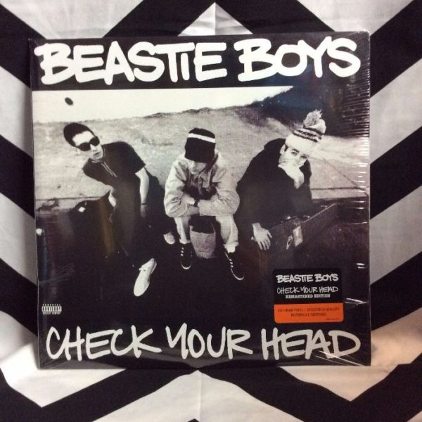 product details: BW VINYL Beastie Boys Check Your Head photo