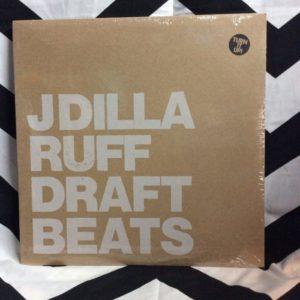 BW VINYL J Dilla Ruff Draft Beats 1