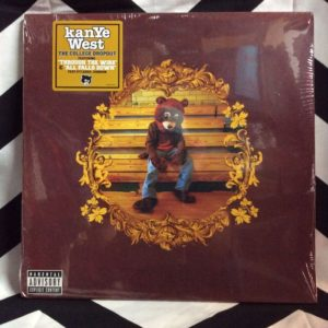 BW VINYL KANYE WEST COLLEGE DROPOUT 1