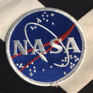 NASA LOGO - CIRCLE PATCH 1