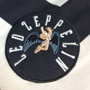 BW PATCH- LED ZEPPELIN CIRCLE ANGEL 1