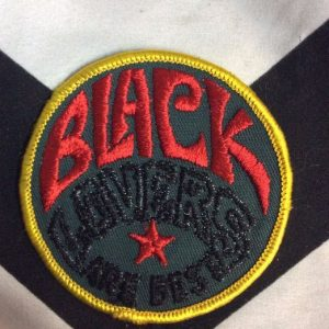 *Deadstock Black is Beautiful Patch *old stock 1