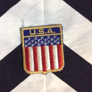 *Deadstock USA Flag *old stock 1