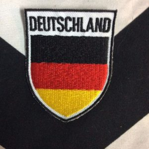 *Deadstock Crest Shield DEUTSCHLAND *old stock 1