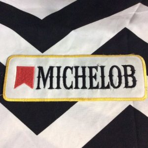PATCH- LARGE MICHELOB BACK PATCH *OLD STOCK* 1