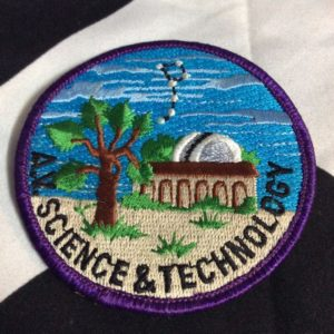 PATCH- SCIENCE & TECH *OLD STOCK 1
