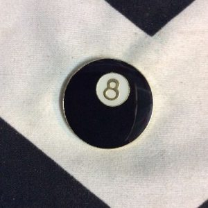 PIN - EIGHT BALL 1