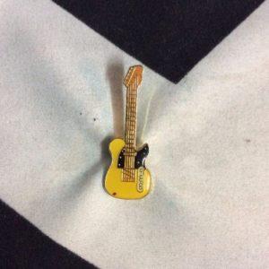 BW PIN- Yellow Guitar- 419 1
