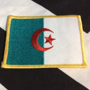 PATCH - Arab Middle eastern Flag 1