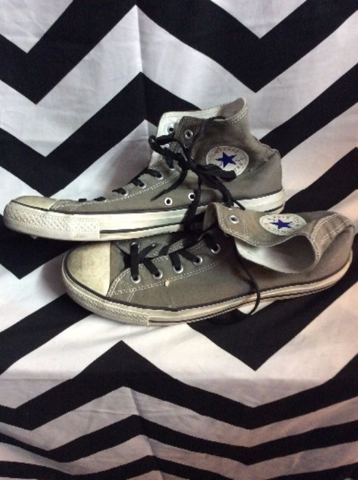 8eeb84e87fd2 CONVERSE SNEAKERS - CHUCK TAYLOR - HIGH TOP » Boardwalk Vintage