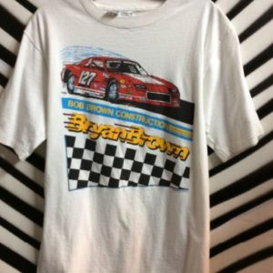 Tshirt Bryan Brown Car 1