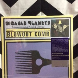 BW VINYL DIGABLE PLANET - BLOWOUT COMBS 1