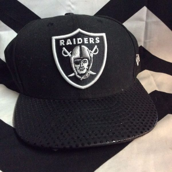product details: BASEBALL STYLE CAP - RAIDERS - EMBROIDERED DESIGNS photo