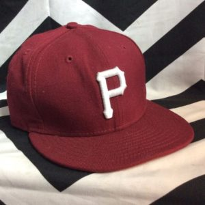 PHILLIES NEW ERA FITTED HAT EMBROIDERED as-is 1