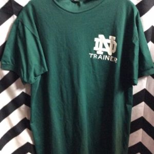 Notre Dame Trainer Shirt 1