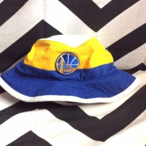 BUCKET HAT GOLDEN STATE WARRIORS 1