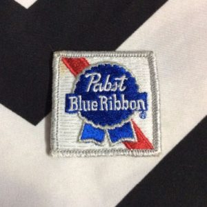 PBR Pabst Blue Ribbon Beer Patches 1