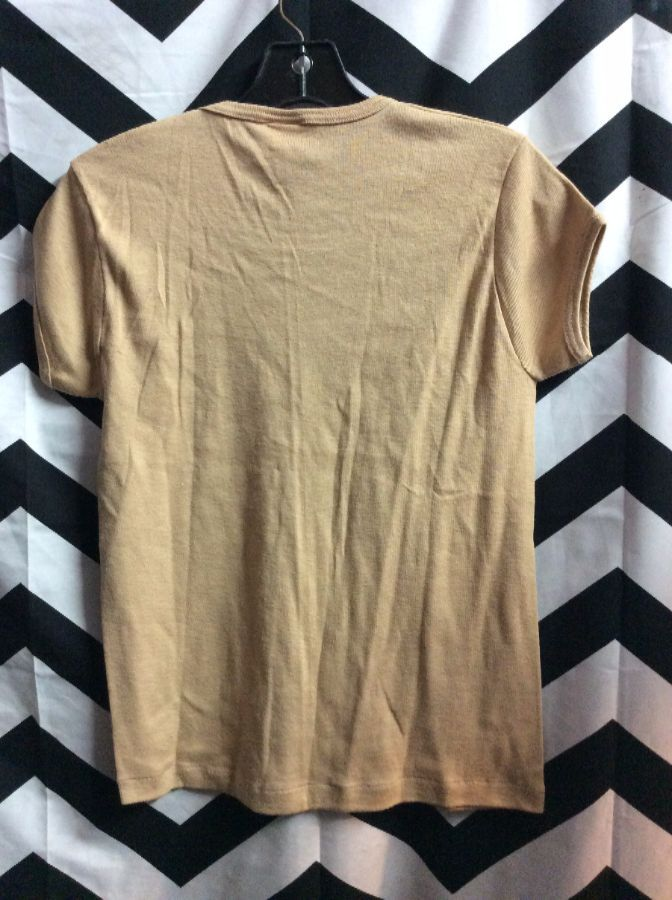 *DEADSTOCK* *M*A*S*H* Blank COTTON BABY TEE *original 1981 Stock 2