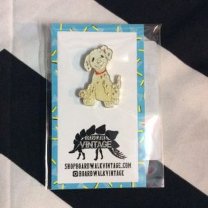 PIN PACKS- DALMATION PUPPY PIN 1