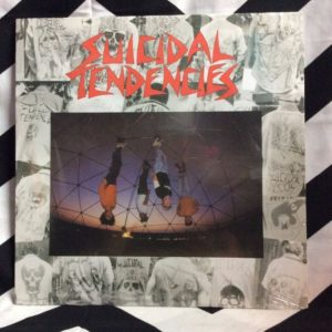 BW VINYL SUICIDAL TENDENCIES 1