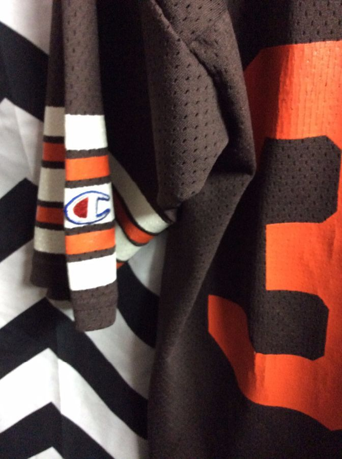 Retro NFL Cleveland Browns #31 Jersey as-is 2
