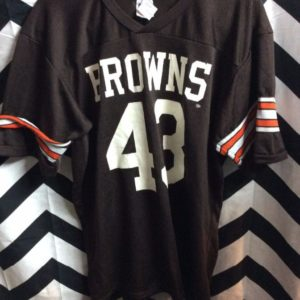 NFL Cleveland Browns #43 Jersey as-is 1
